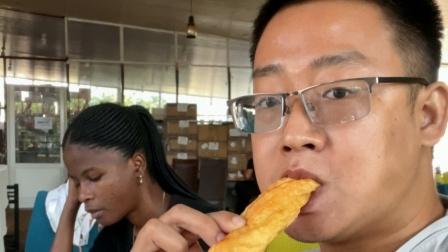 非洲卢旺达,印象中国自助早餐,性价比最高