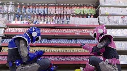 迷你特工队护牙小课堂08:寻找牙膏超人