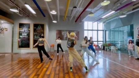 青岛帝一舞蹈工作室爵士年会舞蹈