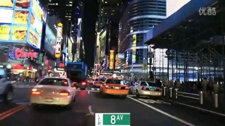 汽车夜景街拍-纽约