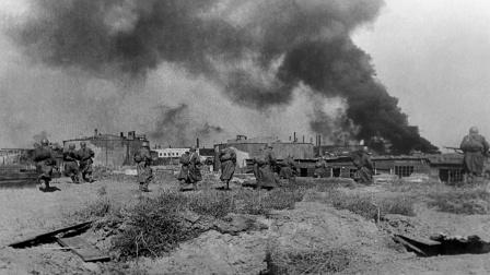 人类历史上最为血腥和规模最大的战役之一,斯大林格勒战役!