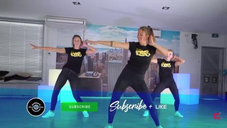 Go To Work 有氧健身舞蹈 运动健身教程