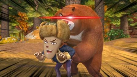 四川方言熊出没,光头强找狗熊按摩闹笑话?