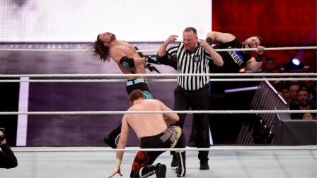 现象级大师AJ强势一打二,能否捍卫住自己的冠军头衔?
