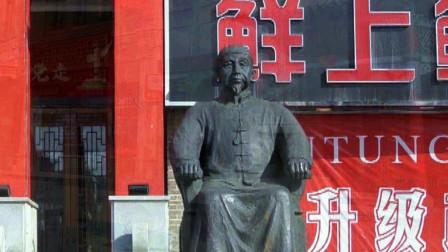 安东老街遛一圈 丹东人为商业翘楚塑像立传 百年历史万种情怀