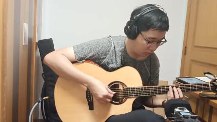 什么是指弹吉他?《steed》杨名 2021卡马杯