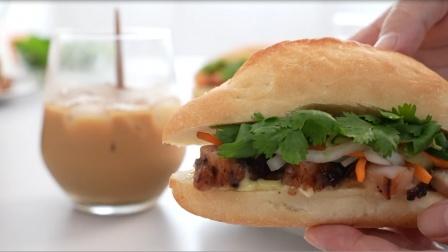 越南的美食:越南三明治和咖啡