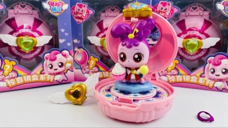 奇妙萌可惊喜镜盒玩具开箱,收集属于你的萌可啦!唱唱萌可登场!
