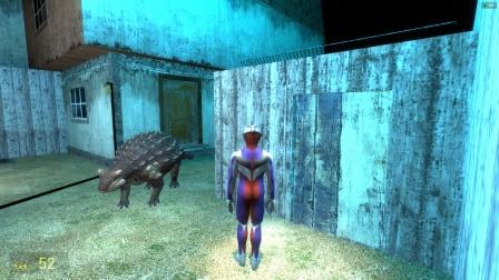 迪迦在密室门口看见了甲龙,过去会怎么样?