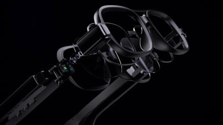 带显示屏幕的小米眼镜,能拍照能导航,还能边走路边手游