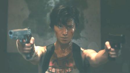 顶尖女杀手遭人陷害活不过24小时,为复仇血洗东京最大黑帮