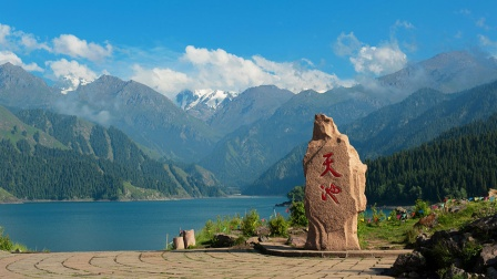 新疆之旅 畅游迷人的新疆天山天池