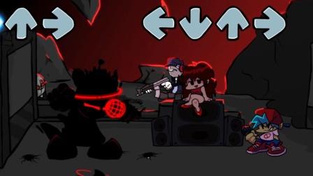 周五晚说唱209期:小红和女友挑战暗影怪物 周五夜放克FN