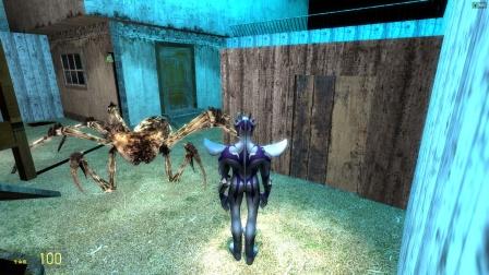 赛罗奥特曼发现密室有蜘蛛,要怎么消灭呢?