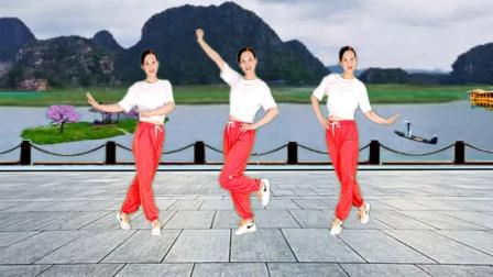 《水墨徽州》新歌新舞优美舞步