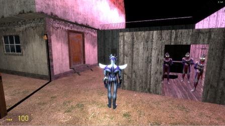赛罗在密室打怪兽怎么发现了迪迦奥特曼呢?