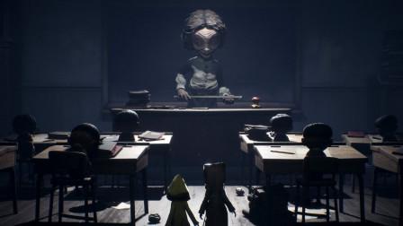 《小小梦魇2》一命通关全流程速通攻略流程解说02 | 学校