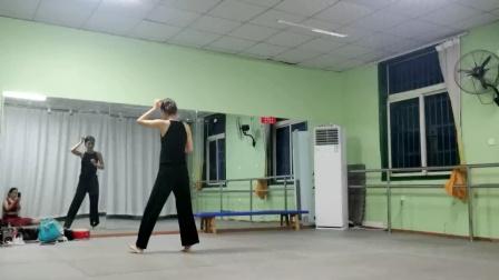 古典舞故人泪分解教程二,阜阳艺路舞蹈提供