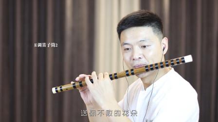 海来阿木《来跳舞》改用笛子演奏,超劲爆,越听越上头!