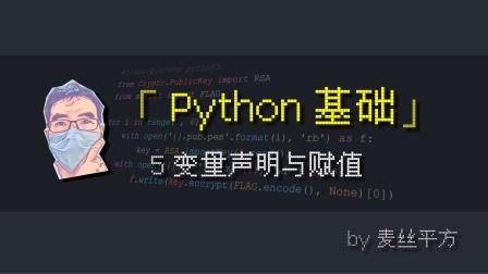 「Python」如何声明赋值引用变量?
