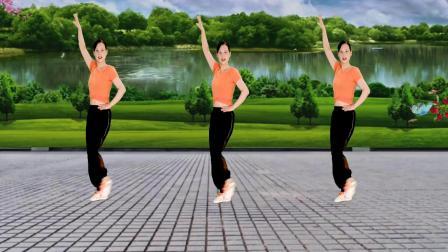广场舞《爱何求DJ》火爆的一支舞你学会了吗