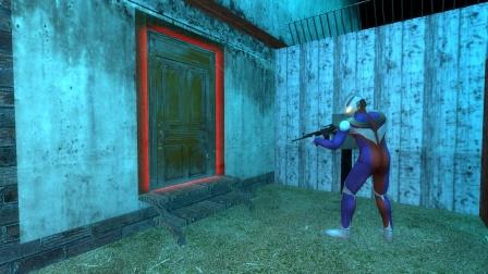 奥特曼发现密室里有怪兽要怎么才能消灭呢?