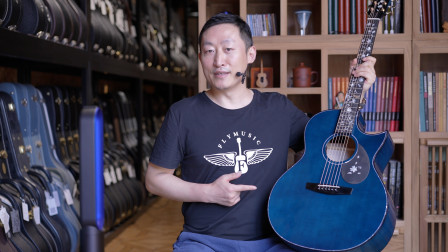 你喜欢枫木的声音吗?恩雅enya 花海 吉他评测