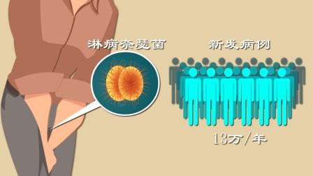 我国每年淋病新发病例13万,稳居性病Top5!淋病到底是个啥