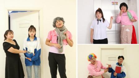 不同家长送孩子上学,恋恋不舍型VS冷漠无情型,你喜欢哪一种?