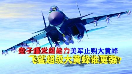 飞鲨VS超级大黄蜂,哪种舰载机更强?