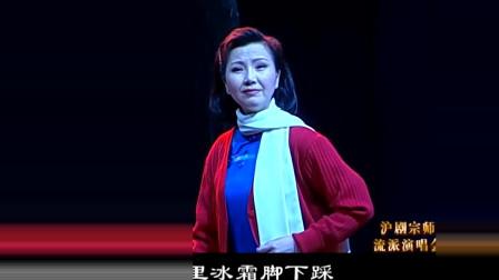 沪剧《江姐》片段   表演者  茅善玉  王珊妹
