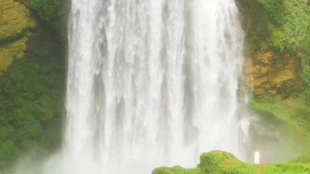 隐藏在贵州深山里的人间仙境,这也太美了吧!