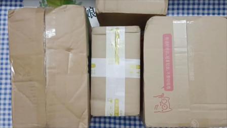 购物开箱:和我一起拆6个快递|水果零食特产|吃货篇