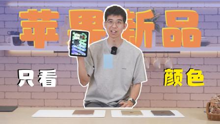 买前必看!iPhone 13 系列、全面屏 iPad mini 颜色怎么选?