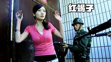 缉毒警察与女毒枭斗智斗勇,真实案件改编犯罪剧《红蝎子》
