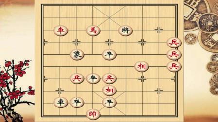 骗局;猛一看3步棋就能赢,谁料陷阱一环套一环,没两把涮子还守不住!