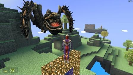 蝎子怪兽在天空之城等着迪迦奥特曼干什么?