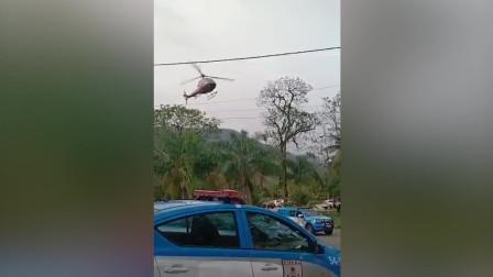 是个狠人!两男子租直升机劫狱遇到硬茬飞行员