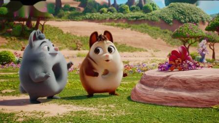 电影《拯救甜甜圈》开启预售 超萌圈圈邀你一起爆笑冒险