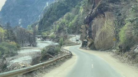 《藏区蜀地》38、向西去青海,阿坝山路多险峻