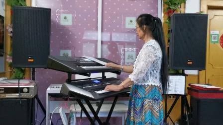 《青藏女孩》双电孑琴演奏2021.9.24.🌴🌴🌴🌴🌴🌴