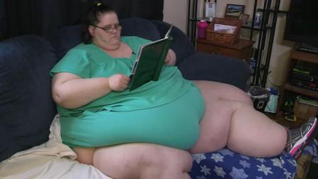 纪录片:被称为世界上最胖的女人,体重将近700斤,被自己胖哭