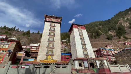 《藏区蜀地》40、钻不出去的大山,又上了317公路