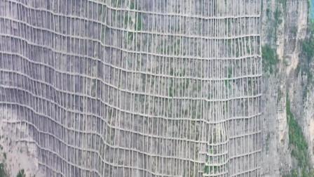 实拍重庆大山上的超级工程,如今终于要修好了,真不愧是基建狂魔!
