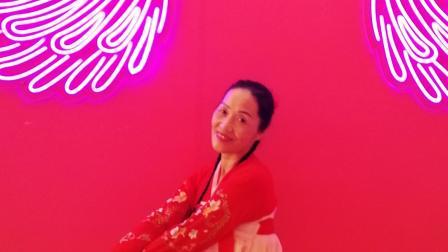 《书简舞》美媚们化妆掠影    制作:湘女王
