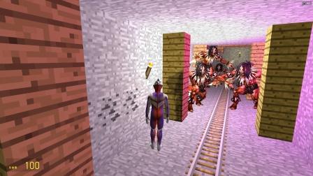 迪迦发现山洞里有一群野人要怎么抓起来啊?
