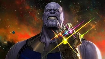 宇宙最强,灭霸暴揍超级英雄