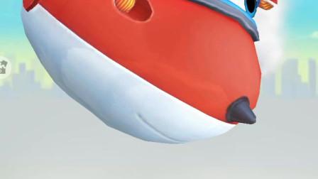 超级飞侠跑酷:乐迪追上了任务,已经出发了