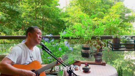 青春记忆吉他弹唱,经典老歌《雨蝶》让我们一起怀念那个纯真的年代