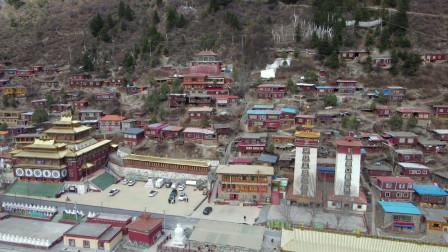 《藏区蜀地》42、深山里的曾克寺